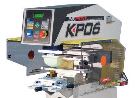 Comec Inkprint KP06 slide tampondrukmachine