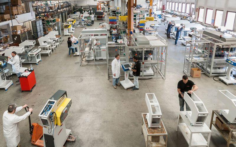 Comec Italia Factory