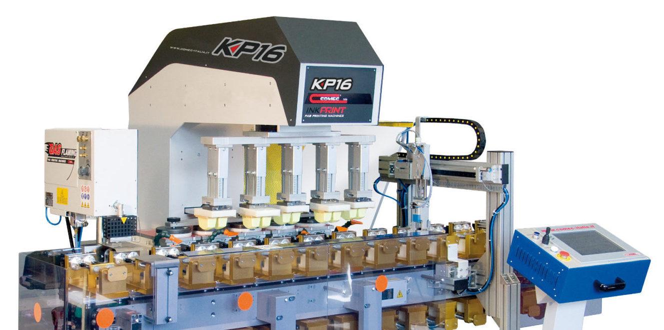 Comec Inkprint KP16 tampondrukmachine